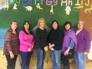 preschool staff 2017