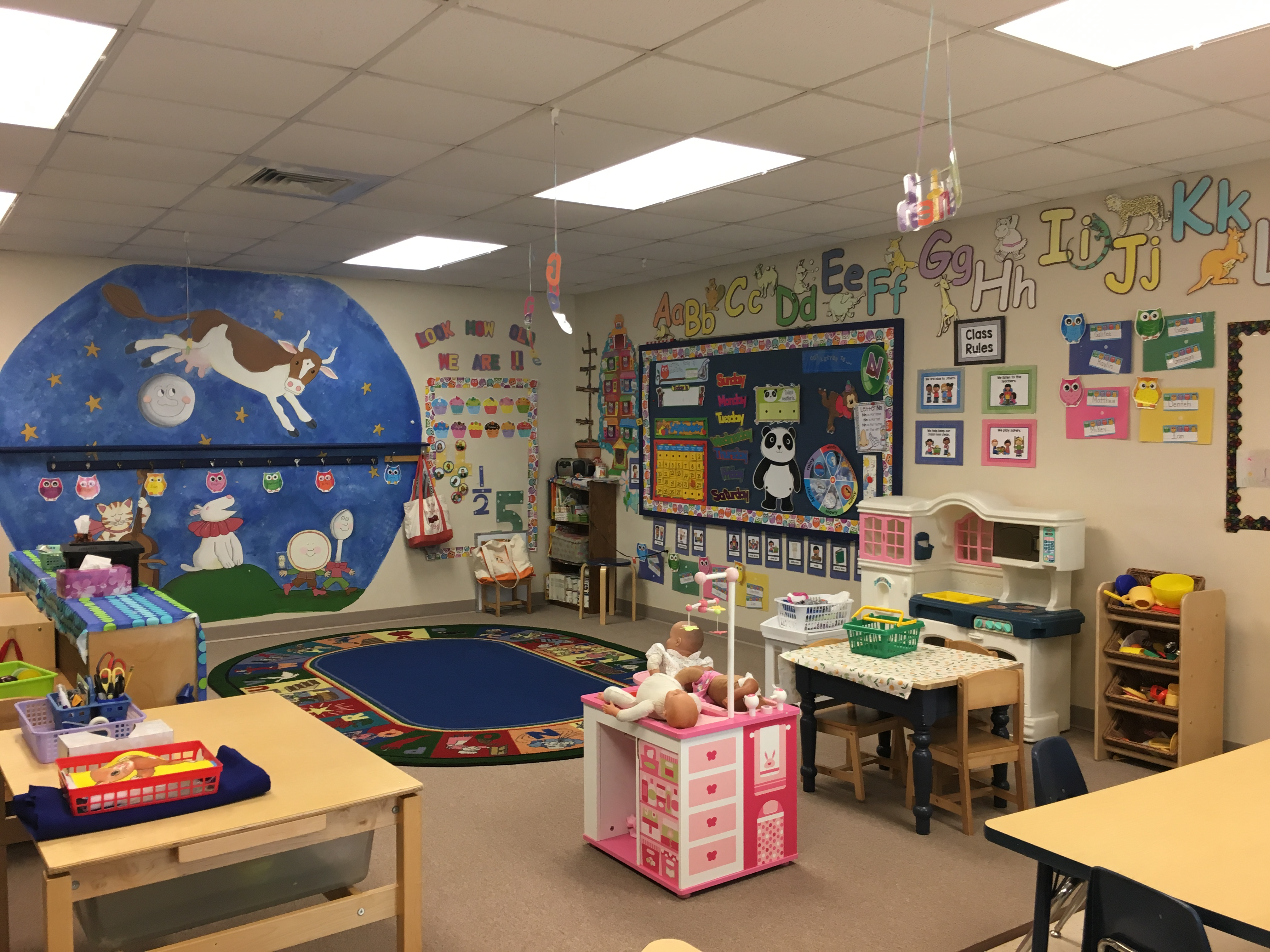St Mark Preschool St Mark Online